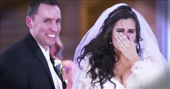 Country Artist Surprises Bride At Wedding