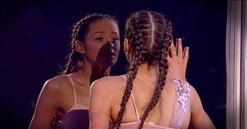 15-Year-Old With Scoliosis Dances In Semi-Finals