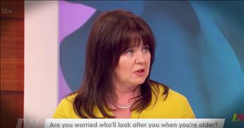 TV Host Shares Heartbreak Of Mother In A Care Home