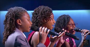 3 Siblings Sing Cover Of 'My Girl'