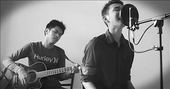 'What A Beautiful Name' - Aldrich And James Cover