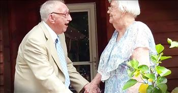 Husband Serenades Wife Of 70 Years With Bing Crosby
