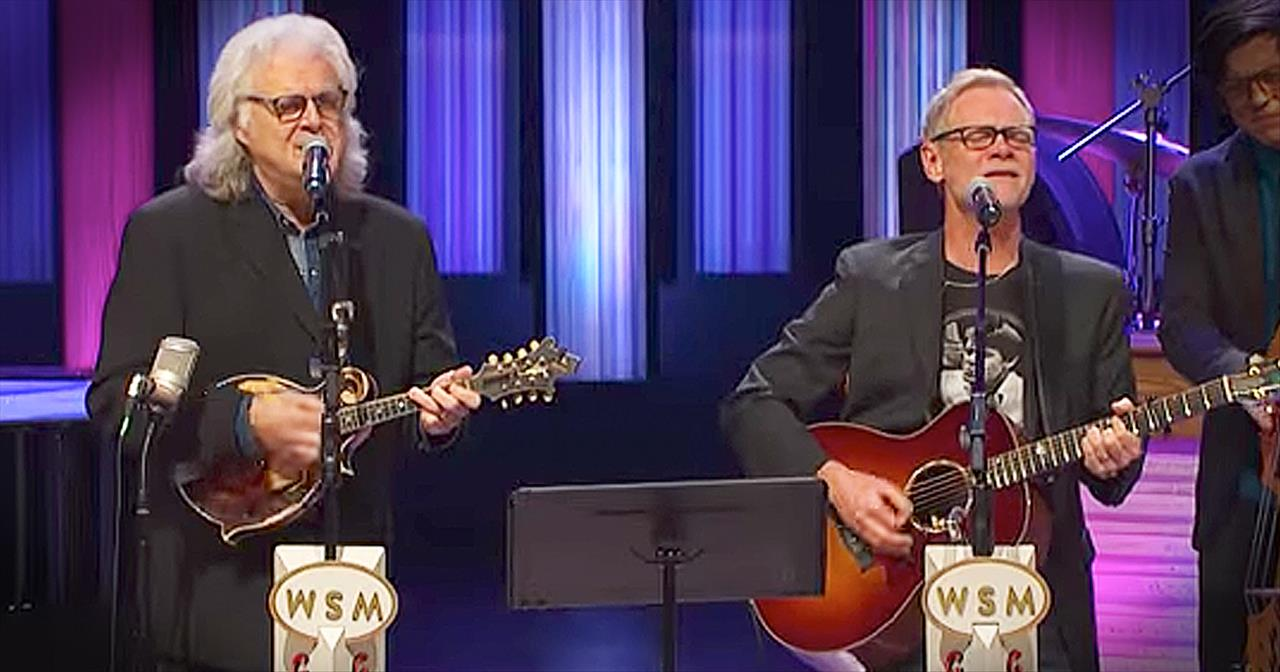 'What A Friend We Have In Jesus' - Steven Curtis Chapman And Ricky Skaggs
