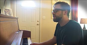 'Lord, Jesus Come' - Josh Wilson Sings For Grieving Friend