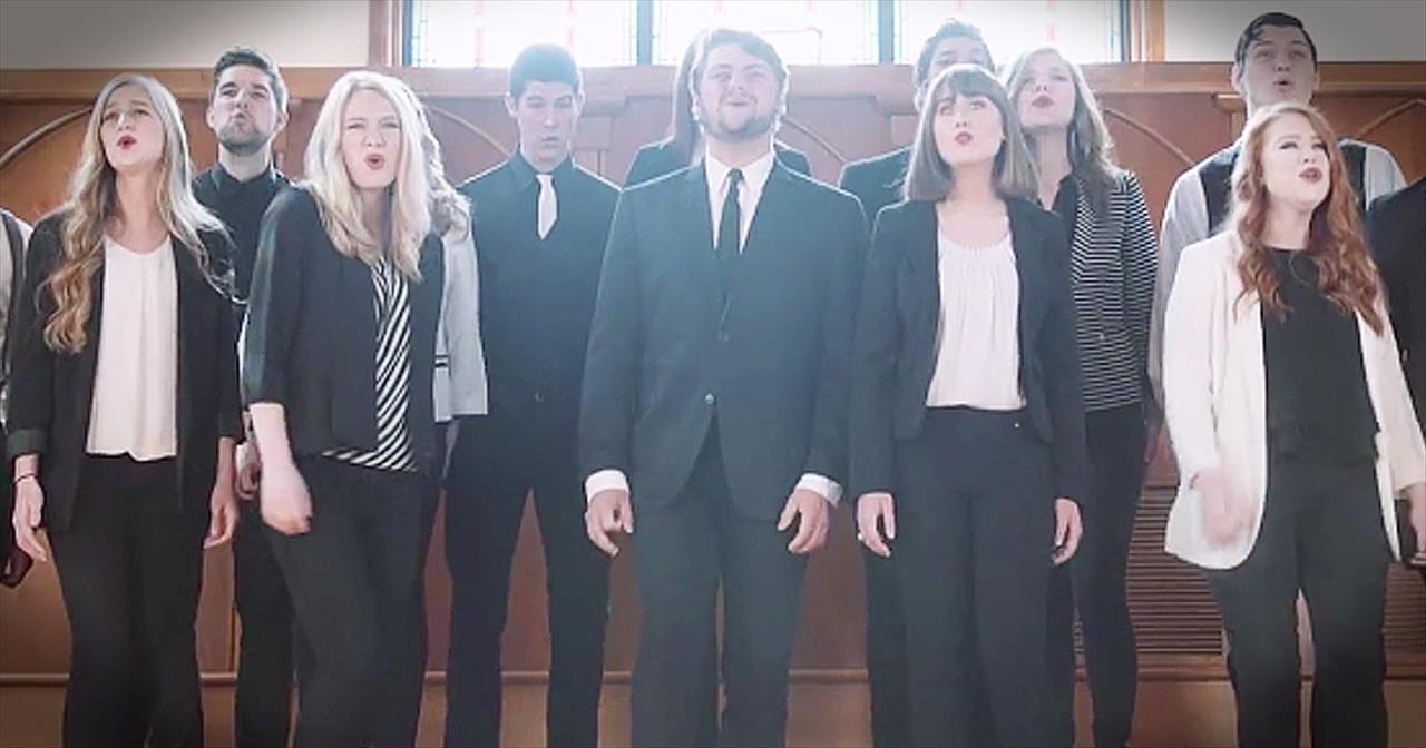 'What A Beautiful Name' - A Cappella Worship From Voices Of Lee - Staff  Picks