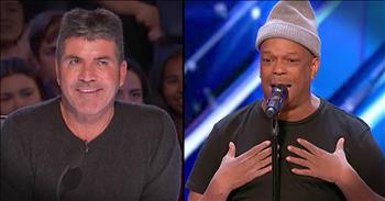 Subway Singer Wins Judges With 'Unchained Melody'