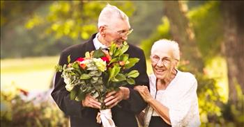 Real Life 'Notebook' Couple Married 65 Years