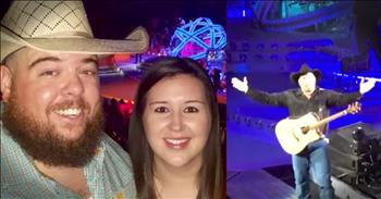 Garth Brooks Offers To Pay For Couple's Honeymoon