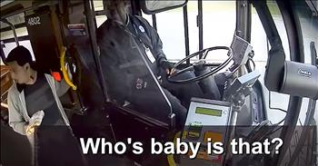 Hero Bus Driver Helps Lost 2-Year-Old