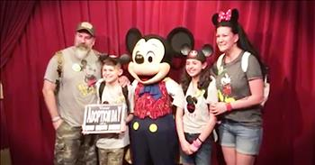 Mickey Mouse Reveals Adoption To 2 Kids