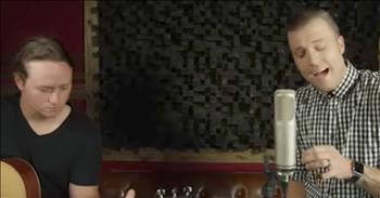 1 Man Performs Lauren Daigle's 'First'