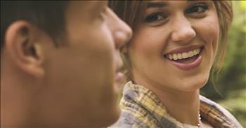 'Past Is Past' - Sadie Robertson Stars In Lawson Bates Video