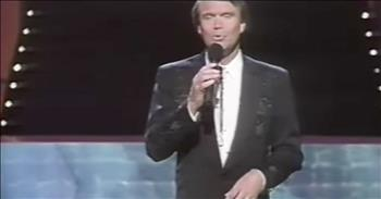 'Jesus And Me' Glen Campbell Performance From Dove Awards