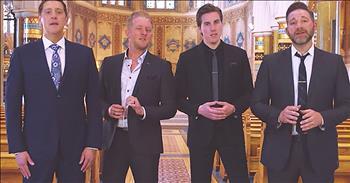 Southern Gospel Quartet Sings 'Give Me Jesus'