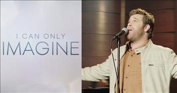 Powerful New Trailer For 'I Can Only Imagine' Movie