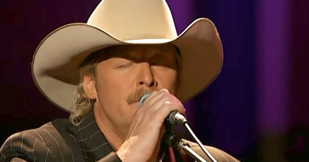 In The Garden\' - Live Worship From Alan Jackson - Christian Music Videos