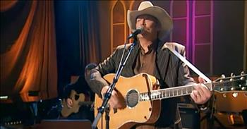 'Standing On The Promises Of God' - Hymn From Alan Jackson