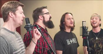 'God Blessed Texas' - Home Free Sings For Hurricane Relief
