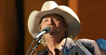 'When We All Get To Heaven' - Alan Jackson Sings Classic Hymn