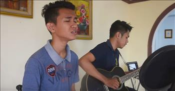 'In Christ Alone' - Hymn Cover From Aldrich And James