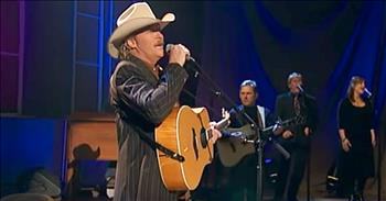 'Are You Washed In The Blood/I'll Fly Away' Medley From Alan Jackson