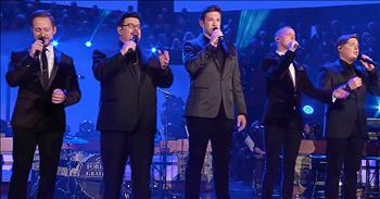 'The Lord's Prayer' - Men's Vocal Group Performs Classic