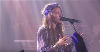 'Peace Be Still' - Lauren Daigle And The Belonging Co