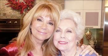 Kathie Lee Talks About Late Mother's Christian Legacy