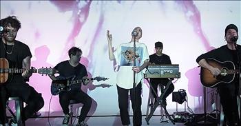 'Not Today' -Hillsong United Acoustic Performance