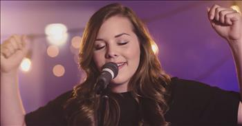 'Warrior' - Hannah Kerr Finds Strength In The Lord