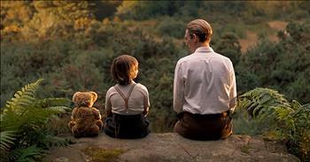 'Goodbye Christopher Robin' - True Story Behind Winnie The Pooh