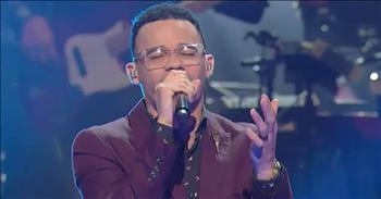 'God's Not Done With You' - Tauren Wells