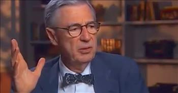Mr. Rogers Says Always Look For Helpers During A Tragedy