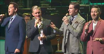 'Give Me Jesus' - Ernie Haase And Signature Sound