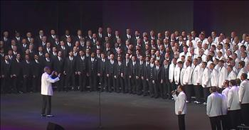 'What The World Needs Now' - Barbershop Performance