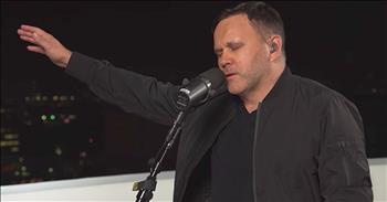 'One Day (When We All Get To Heaven)' - Matt Redman Acoustic Performance