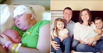 Pregnant Woman Beats Inoperable Cancer Through Faith