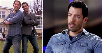 Property Brother Drew Scott Failed Before Getting TV Show