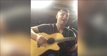 Navy Dad Writes Song For Sons Before Deployment