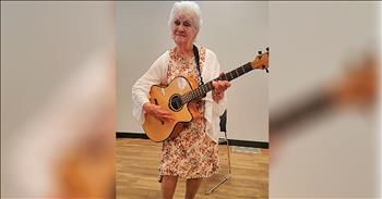 Grandma's Funny Patsy Cline Cover About Getting Old