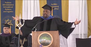 Motivational Speech About Wise Third Grade Dropout