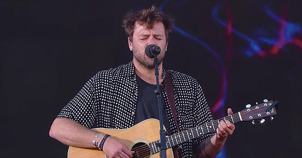 'Splinters And Stones' - Hillsong United Performs Where Jesus Walked