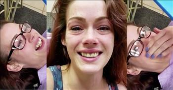 Dentist Fixes Abused Woman's Tooth For Free