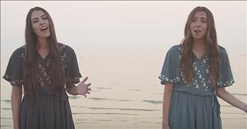 Sisters Sing 'Oceans (Where Feet May Fail)' With Cello