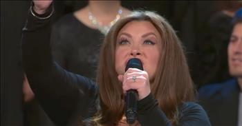 'What A Beautiful Name' - Gospel Choir Led By TaRanda Greene