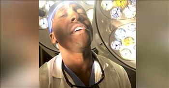 Doctor Sings In The Middle Of Surgeries