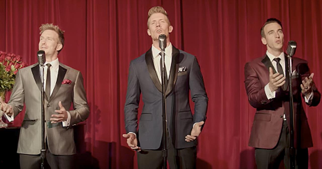 Talented Gentlemen Trio Covers Timeless Love Songs