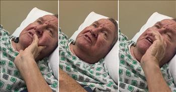 Grandpa With Dementia Sings 'It Is Well'