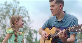 Daddy-Daughter Duet To 'A Whole New World'
