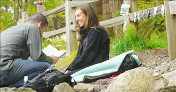God Plans Love Story And Surprise Proposal